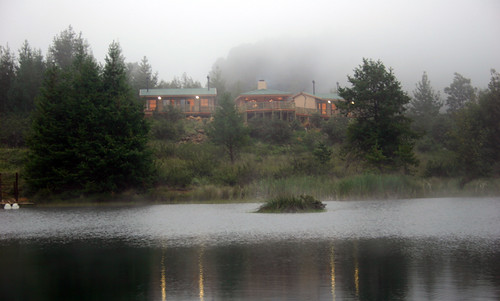 Fishing lodge, Dullstroom, South Africa