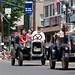 Parade of historic cars