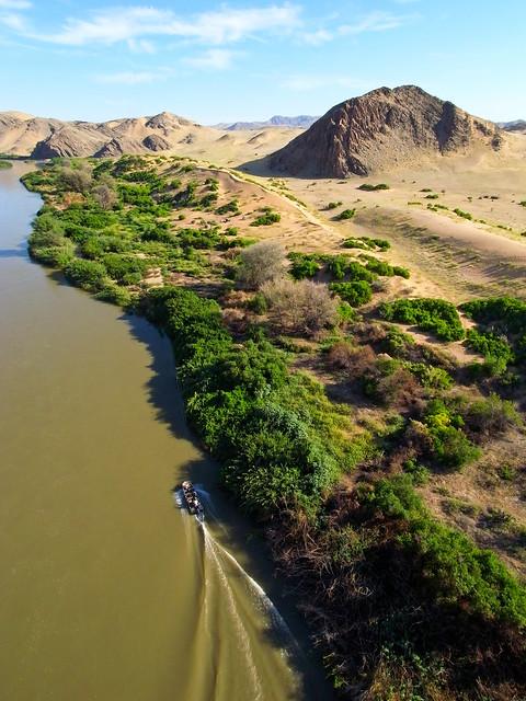 Kunene Namibia  city photos : AutoKAP over Kunene River, Namibia