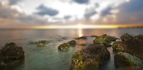 sunset summer color water sebastian florida inlet sebastianinlet