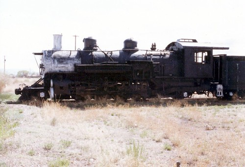 railroad rio grande colorado scenic engine denver steam western baldwin 495 cumbres antonito toltec k37
