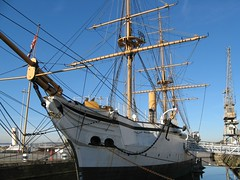 The Historic Dockyard Chatham Kent