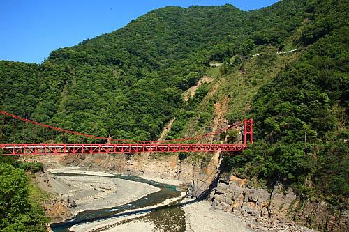 KH96巴陵吊橋