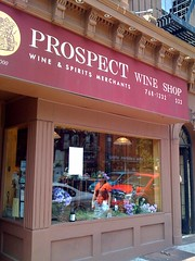 Prospect Wine Shop
