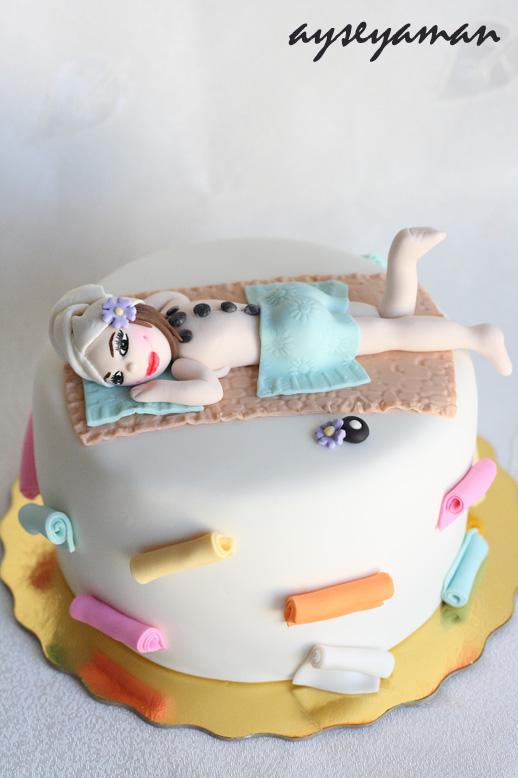 Birthday Cake Images And Massage : Happy birthday, masseur!