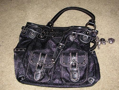 Kathy Van Zeeland- Blue Bag | Front  orlando craigslist org/… | Flickr