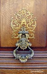 door knocker, antique,