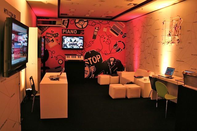 Espaço MTV no Próxxima 2009