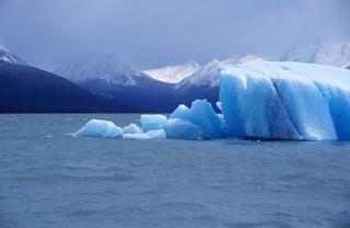 Perito Moreno Glacier Opal Iceberg