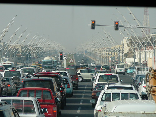 le traffic FOU de Doha