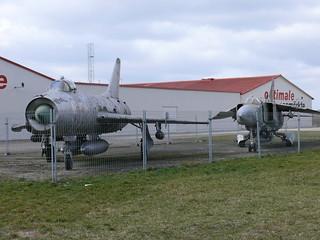 Su-7 und MiG-23