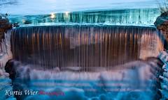 Grant Park Waterfall