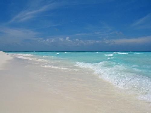 beach island indianocean australia cocoskeelingislands