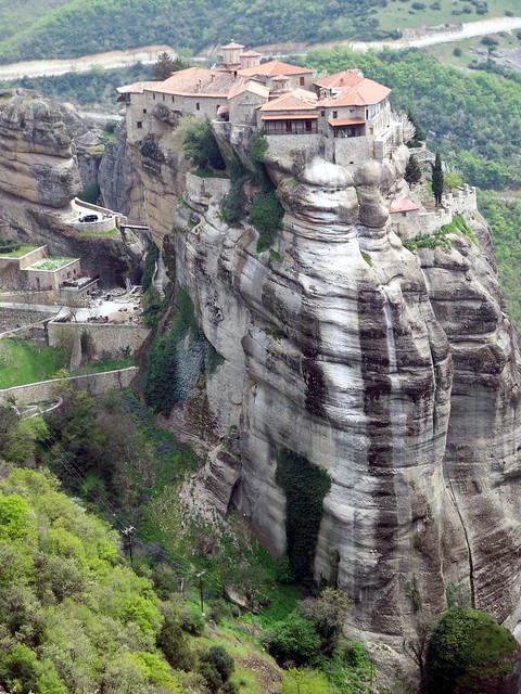 Μετέωρα - Meteora Monasteries, Greece  Flickr - Photo ...