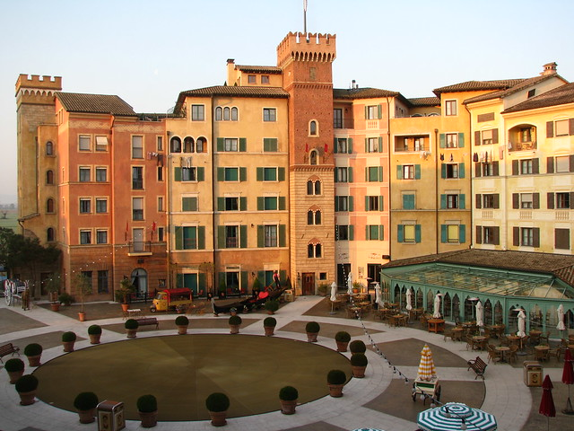 H tel colosseo europa park flickr photo sharing - Hotel colosseo europa park ...