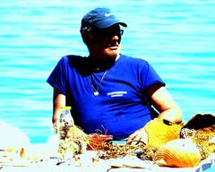 02 - Bancarelle dei pescatori (Porto di Anzio)
