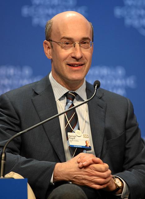 Kenneth Rogoff - World Economic Forum Annual Meeting Davos ...