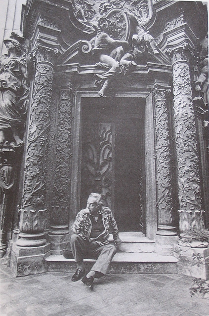 1970 2005 Portale Palazzo Grillo al II piano