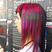 magenta purple hair by wip-hairport
