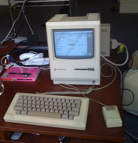 This old Mac.