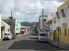 Street in Saint John's
