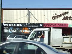 Vintage Revival Op Shop (Thrift Store) and Groove Cafe, ipswich Rd, Annerley Junction, Brisbane, Queensland, Australia 090617