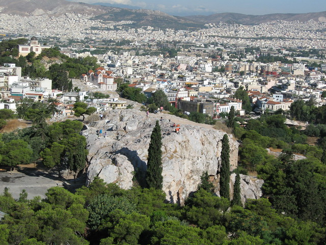 Areopagus, Athens  Flickr - Photo Sharing!