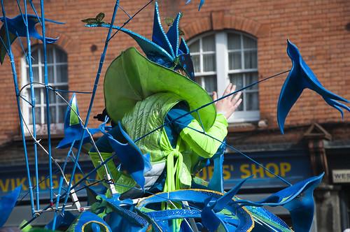 St. Patrick's Day Parade 2009, Dublin, Ireland