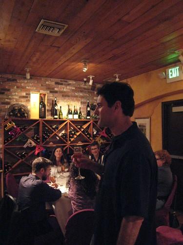 John Steinberg's Birthday Party, Kuleto's T… IMG_7858