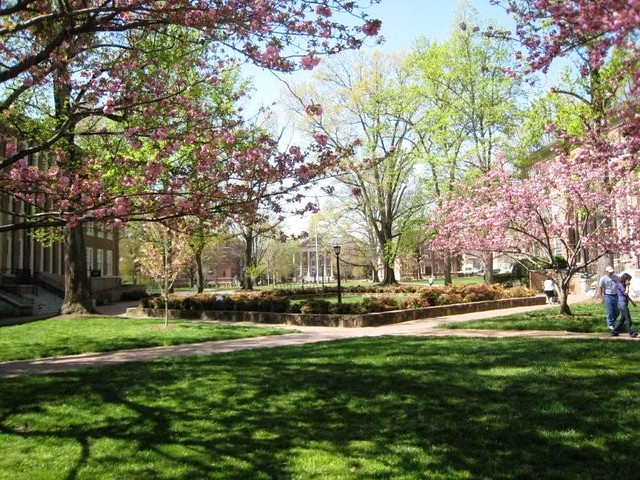 Unc Chapel Hill In Spring Flickr Photo Sharing