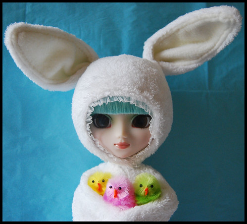 Pullip bunny by * ~ Lucidique ~ *