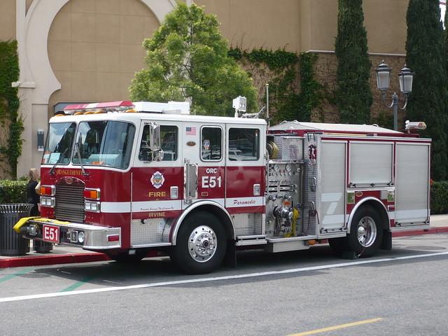 Orange County Fire Authority City Of Irvine Flickr