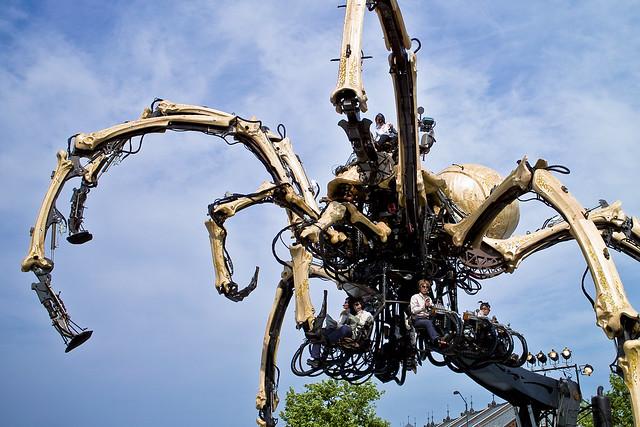 La Machine #8