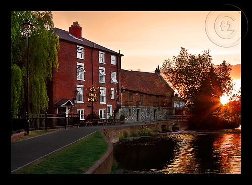 Harnham Mill Sunrise