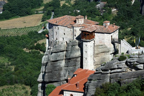 meteora by BLOGTRAVELLER