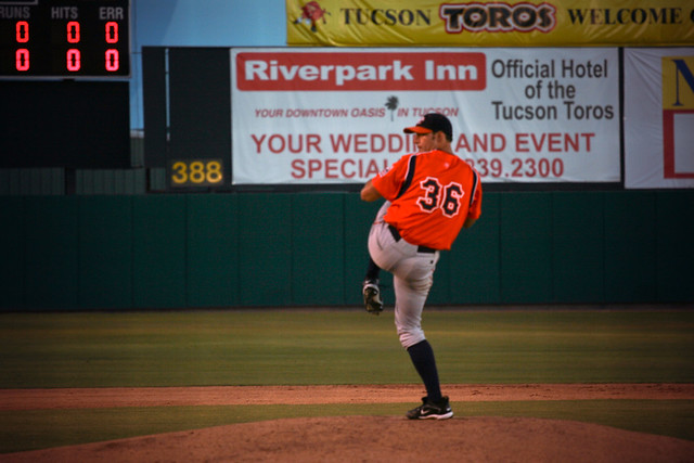 Tucson toros celebrity game