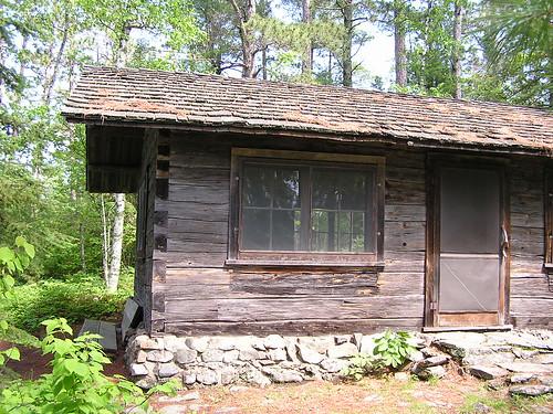 Sigurd Olson's Cabin