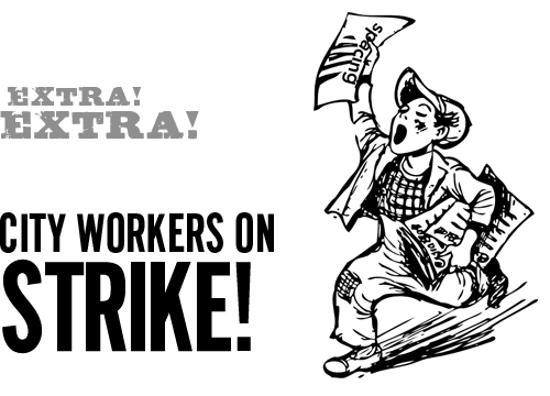 city-strike-2009 | by Spacing Magazine