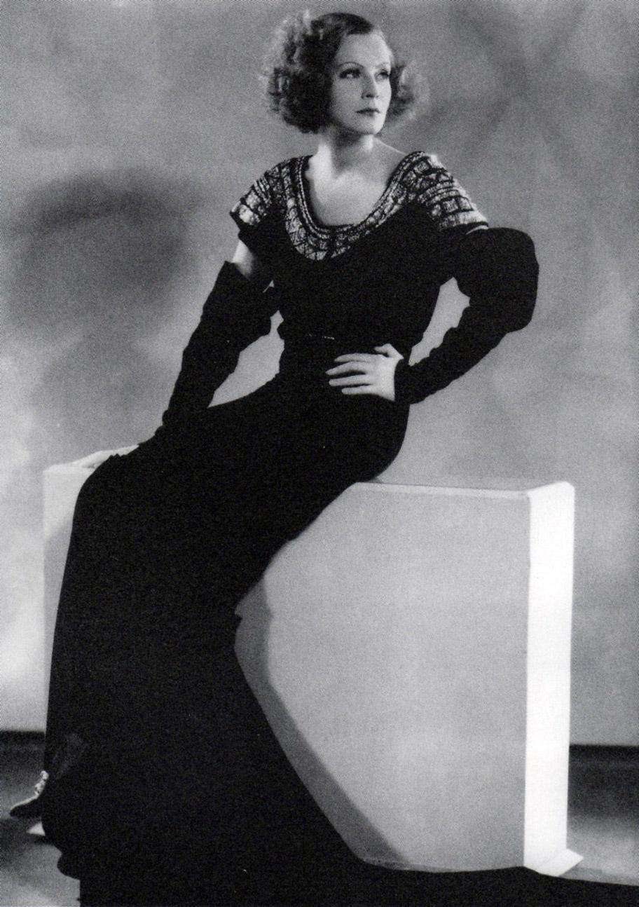 "Greta Garbo, ""Inspiration"", 1930"