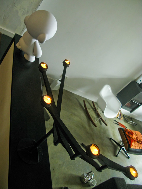 tom dixon candelabra flickr photo sharing. Black Bedroom Furniture Sets. Home Design Ideas