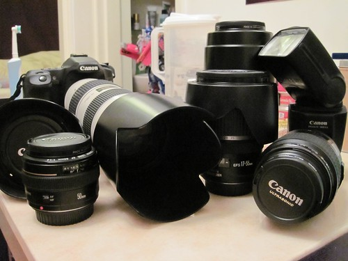 The Canon Family