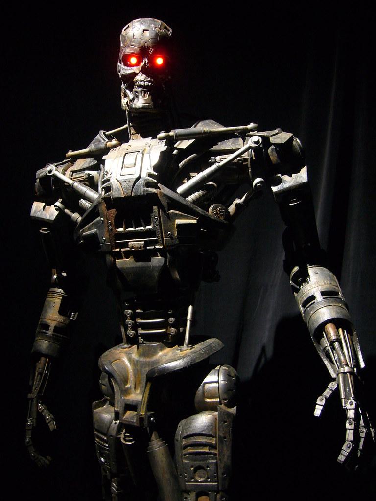 Terminator Exhibition: T-600
