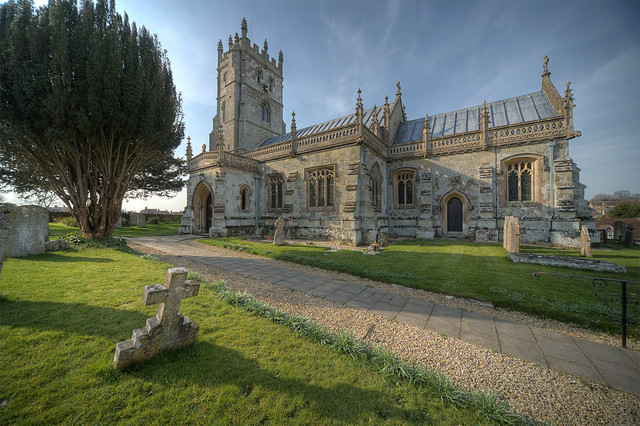St. Andrew's Church, Fontmell Magna, Dorset