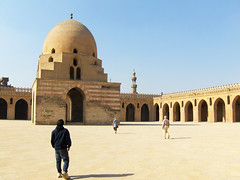 Visit The Mosque of Ahmad Ibn Tulun - Things to do in Cairo