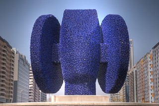 Imagem de Dama de Elche. head monumento cabeza 2009 damadeelche fallas2009 falles2009