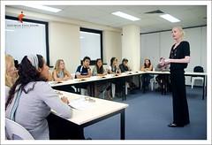 クラスルーム授業風景