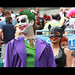 Hong Kong Sevens - When Joker meets Catwoman