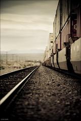 Train perspective