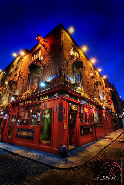 The Temple Bar Dublin Ireland Flickr Photo Sharing