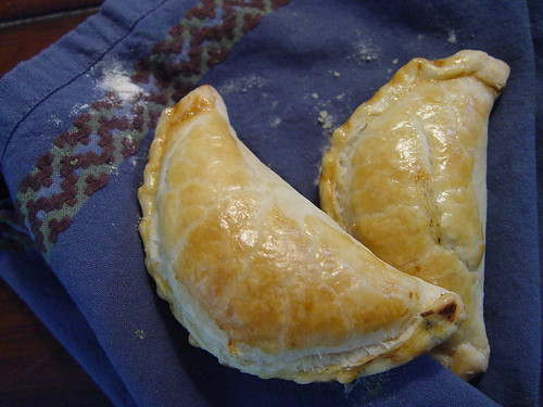 Tuna and Red Pepper Empanadas